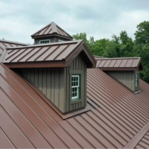 Metal Roof Installation | Roofing Pros