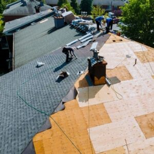 Roof Replacement Contractor | Roofing Pros